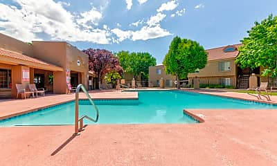 Pool, Cinnamon Tree, 1