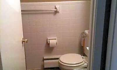 Bathroom, Green Garden, 2