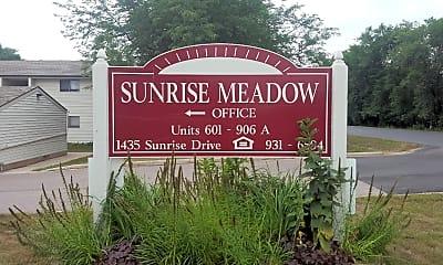 Sunrise Meadow, 1