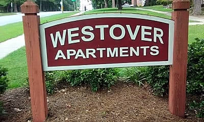 Westover Apartments, 1