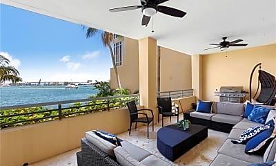 Living Room, 848 Brickell Key Dr 201, 1