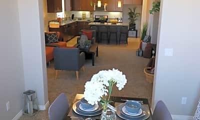 Dining Room, 3901 Dawes St, 1