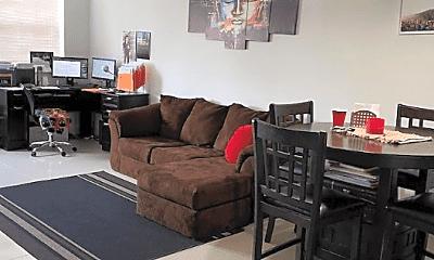 Living Room, 8100 Geneva Ct, 1