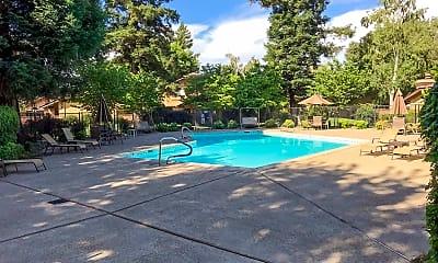 Pool, 512 Cliffwood Ct, 1