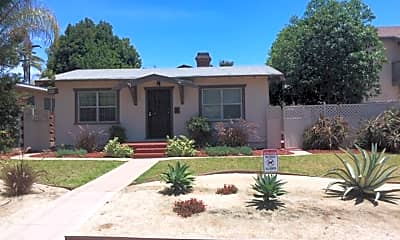 Building, 3681 Arizona St, 1
