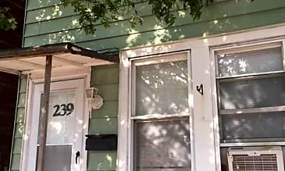 Building, 239 Second St, 1