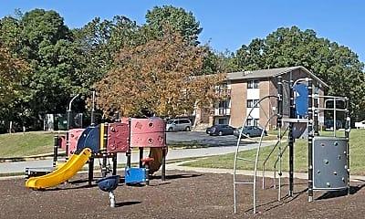 Playground, Oak Park, 2