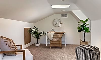Living Room, 7709 Waring Avenue, 2
