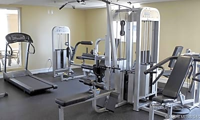 Fitness Weight Room, 117 NW 42nd Ave 1407, 2