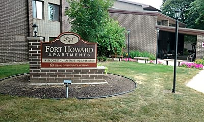 Fort Howard Apartments, 1