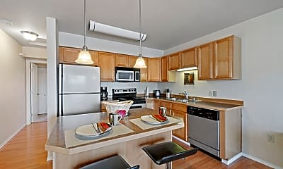 Kitchen, 3725 East 43rd Place, Unit 1, 0