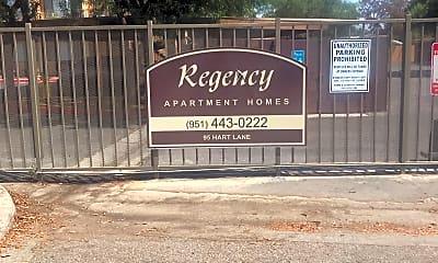 RegencyApts, 1