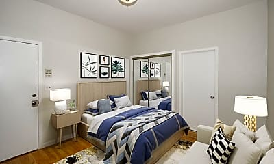 Bedroom, 400 Shrader St, 0