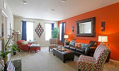 Living Room, The Park at Palazzo, 1