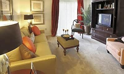Living Room, Treybrooke Village, 1