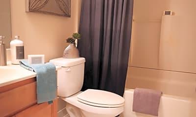 Bathroom, Columbia View, 2