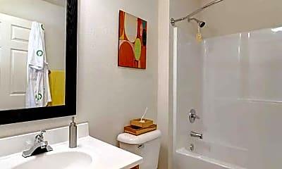 Bathroom, Grove at Auburn - Per Bed Lease, 2