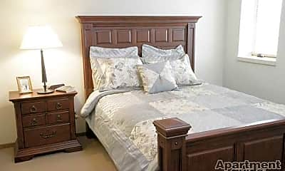 Bedroom, Birchwood Homes, 2