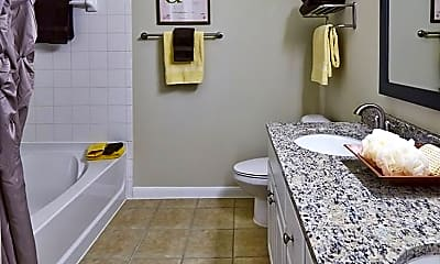 Bathroom, Auberry at Twin Creeks, 2
