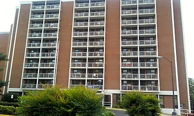 Hadley Park Towers, 2