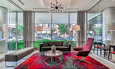 Living Room, 922 W Washington St, 2