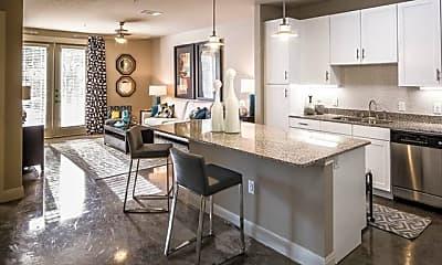 Kitchen, 801 N Bishop Ave 1-306, 2
