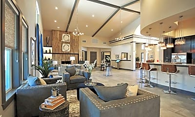 Clubhouse, Canyon House Apartments, 0