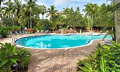 Pool, 2882 Castillo Ct 101, 2