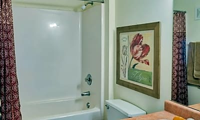 Bathroom, Pheasant Run, 2