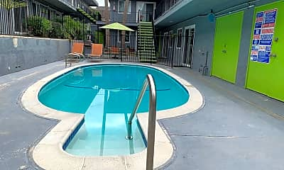 Pool, 4333 College Ave, 2