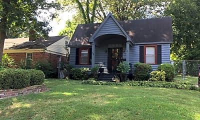 Building, 559 Josephine St, 0