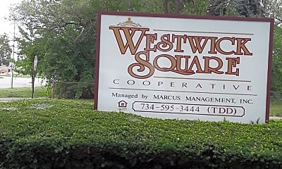 Westwick Square Cooperative, 1