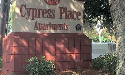 Cypress Place Apartments, 1