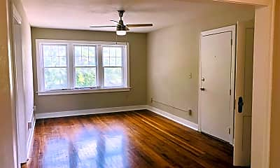 Living Room, 2811 Campbell St, 1
