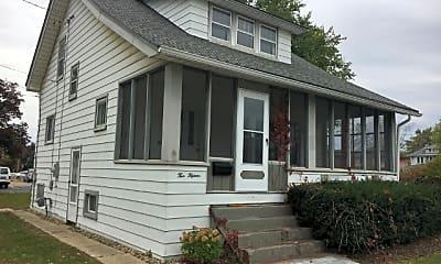 Building, 215 W. Parent Avenue, 1