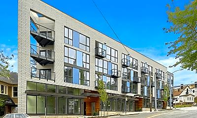 Building, 2302 E Denny Way, 2