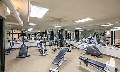 Fitness Weight Room, 1228 N Stone St, 2