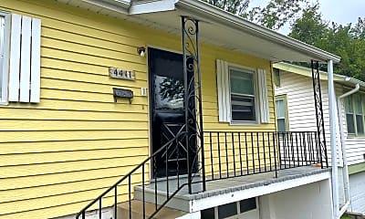 Building, 4411 Evans St, 0