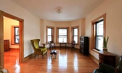 Living Room, 900 Massachusetts Ave, 1