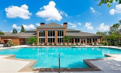 Pool, Weston Point, 1