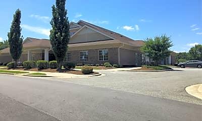 Claremont Courts, 1
