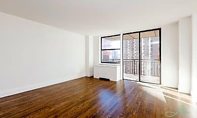 Living Room, 330 E 39th St 26A, 1