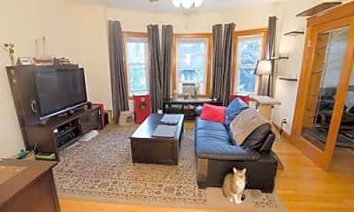 Living Room, 1241 Broadway, 0