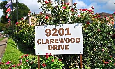 Community Signage, 9201 Clarewood Dr 119, 2