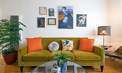 Living Room, 4430 Illinois St, 0