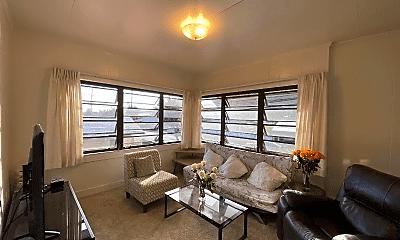 Living Room, 3123 E Manoa Rd, 0