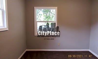 Bedroom, 3026 S Rybolt Ave, 2