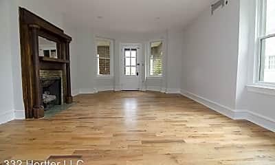 Living Room, 332 W Hortter St, 1