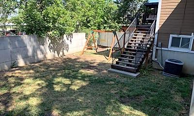Patio / Deck, 6876 Hillside Village Cir, 2