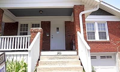 Building, 1411 E Walnut St, 1